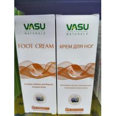 Крем для ног Vasu с черным тмином, 60 мл.